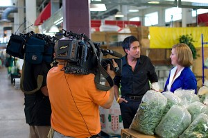 Behind the Scenes with CNN and Dr. Sanjay Gupta